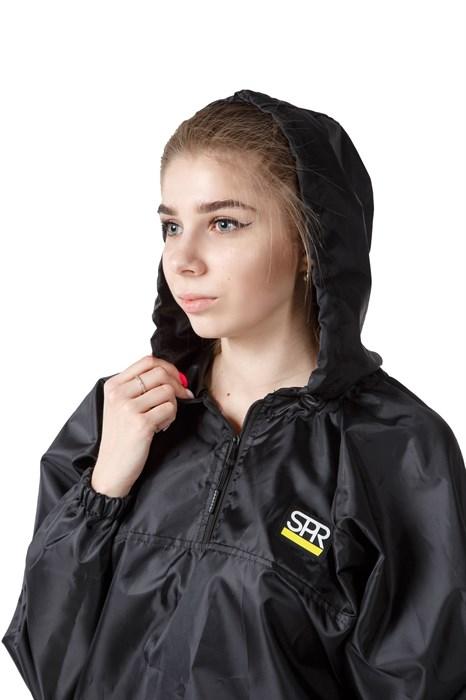 Куртка-сауна SPR Premium (Черный) - фото 4530